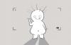 【蜗牛娱乐】最新版《小蝌蚪找妈妈》故事 超级搞笑黑白漫画图片