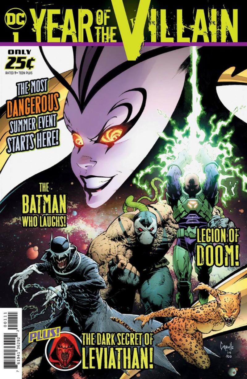 【蜗牛娱乐】利维坦被蝙蝠侠调查 雷克斯能说服班恩合作吗
