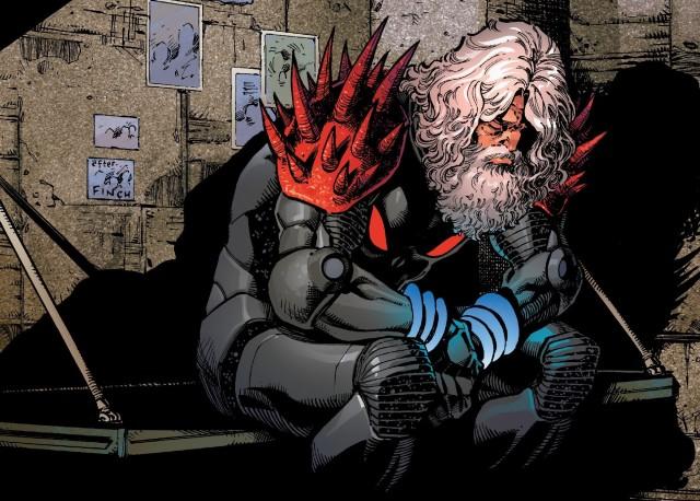 【蜗牛娱乐】《宇宙恶灵骑士毁灭漫威历史》第六期 宇宙正史被恶灵骑士改写了吗