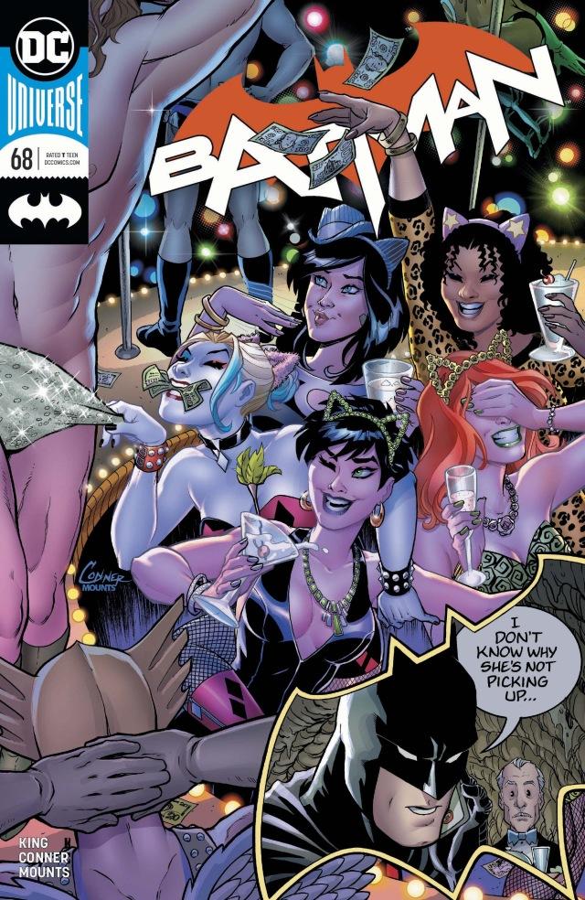 【蜗牛娱乐】漫画《Batman》第68期 蝙蝠侠梦境暗示逃婚原因