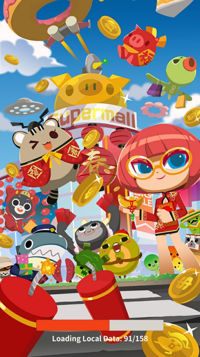 【蜗牛娱乐】台湾手游《我的商店都是奇怪的客人》 模拟商店经营游戏满足疗愈感