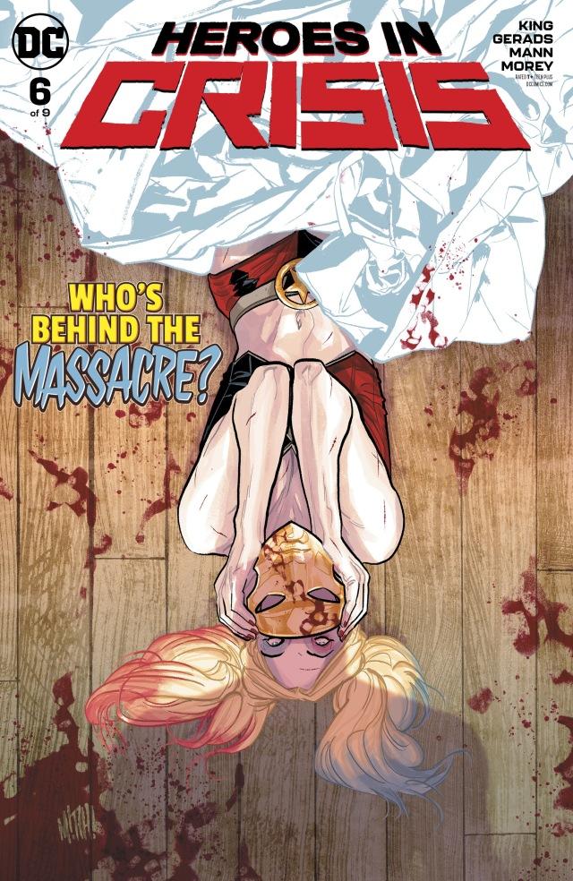 【蜗牛娱乐】DC《身陷危机的英雄》第六期 杀害华利的凶手是谁
