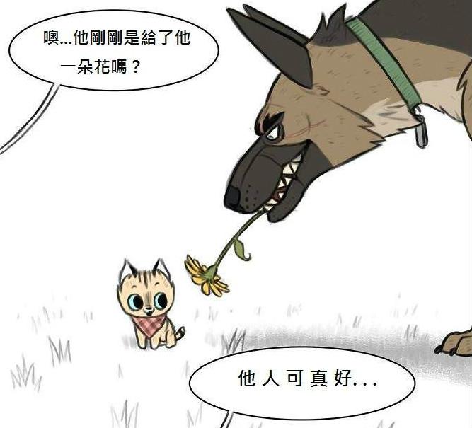【蜗牛娱乐】《小精灵与布鲁托》新作 漫画家Ben Hed分享退役军犬的过去