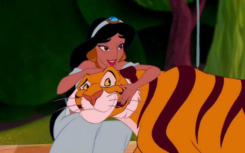 【蜗牛娱乐】迪士尼公主不为人知秘密 花木兰真实身份不是公主