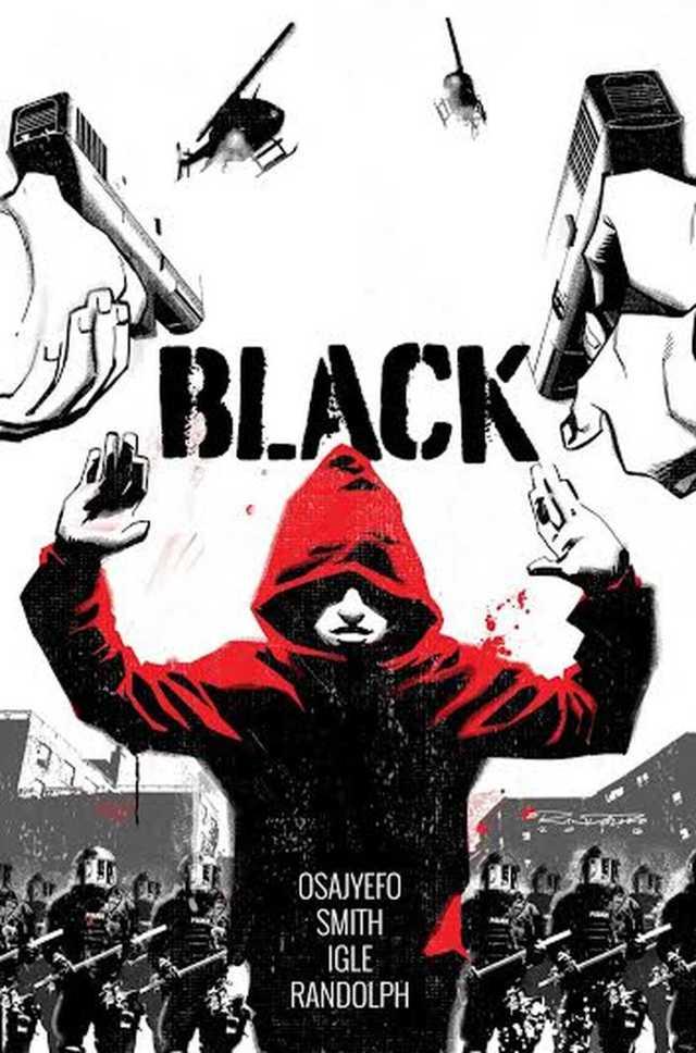 【蜗牛娱乐】漫画《Black》续作《WHITE》 全新反派制作超级士兵