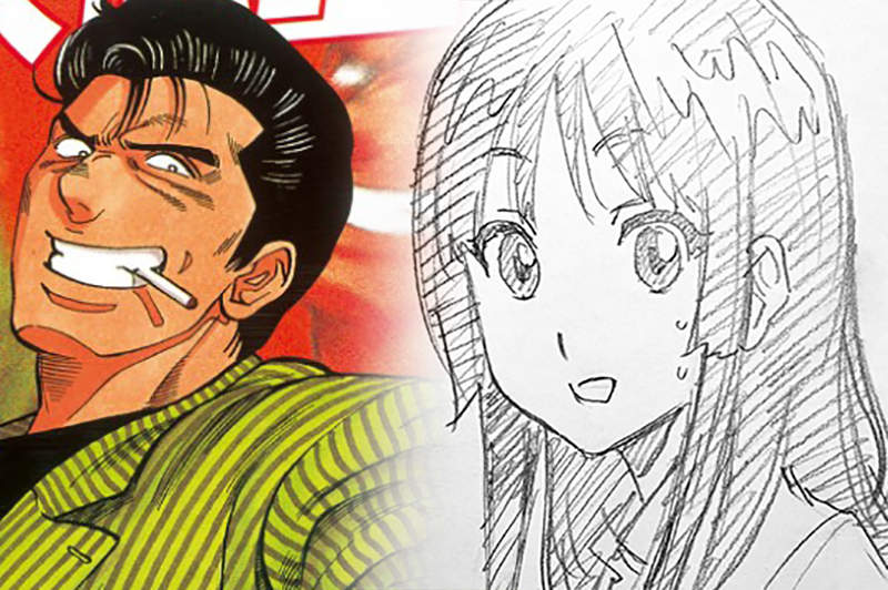 大叔漫画家渡边润画够大叔也该学画美少女?下部作品要走萌系风格?