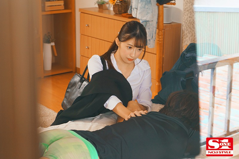 """【蜗牛娱乐】SSIS-066:你想要跟我做对吧,偷窥""""星宫一花""""做爱被发现主动骑上来…"""
