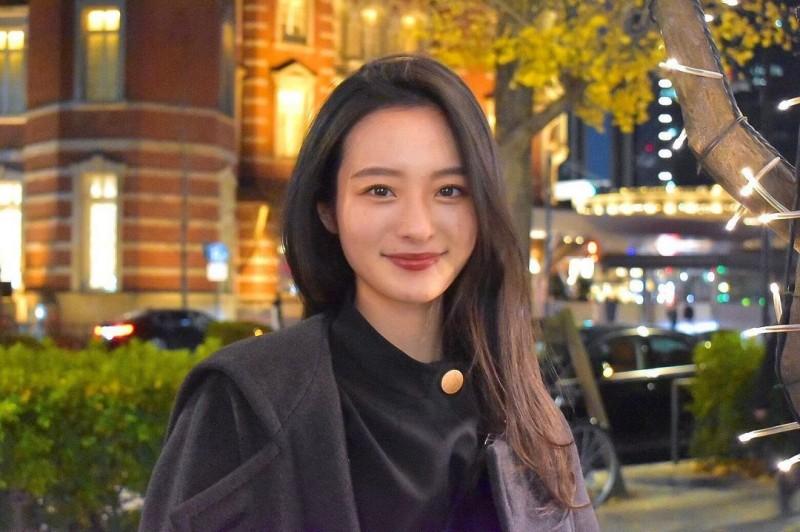 东京大学「女神级校花」正得像石原聪美!夺得「2021最美女大生」也不意外