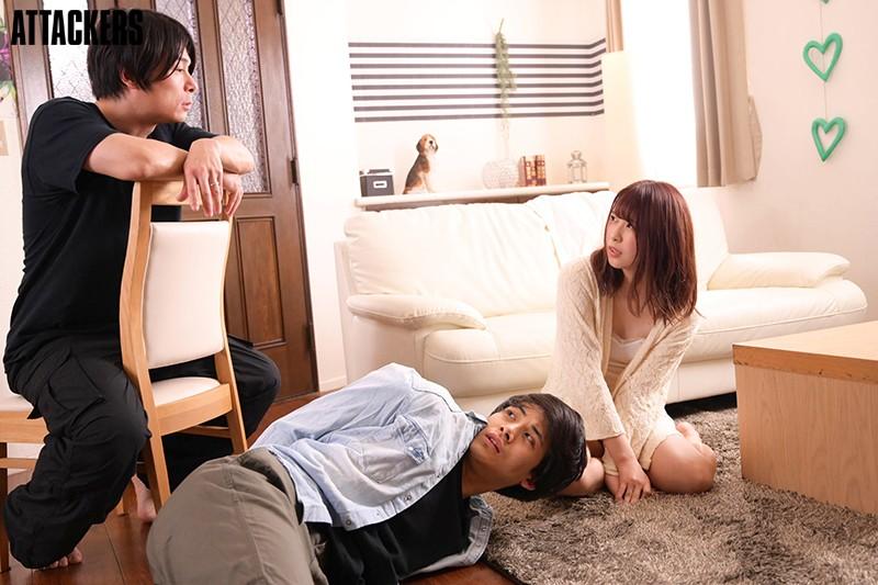 """【蜗牛娱乐】ADN-323 :报复妻子""""二宫ひかり""""外遇 在奸夫面前压制强奸,发发中出。"""