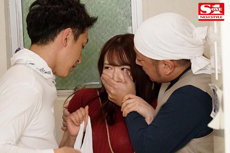 """【蜗牛娱乐】SSIS-072 :D奶美少女""""潮美舞""""遭袭击强暴,绝顶潮吹停不下来!"""