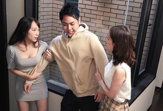 【蜗牛娱乐】DASD-677:篠田优和莲实克蕾儿一起磨豆腐