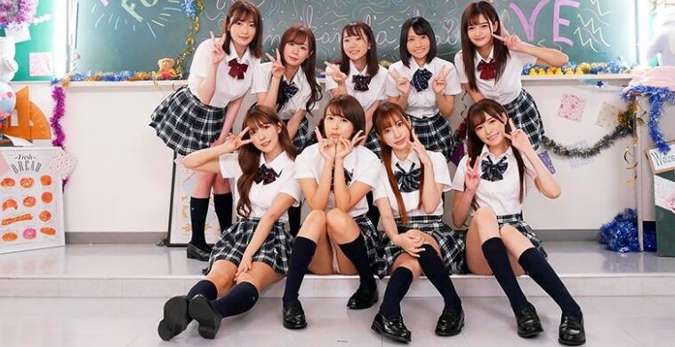 【蜗牛娱乐】SSNI-658:三上悠亚携手9位优优共演大乱斗