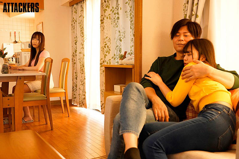 【蜗牛娱乐】日下部加奈ADN-316 巨乳姐姐霸占妹妹男友