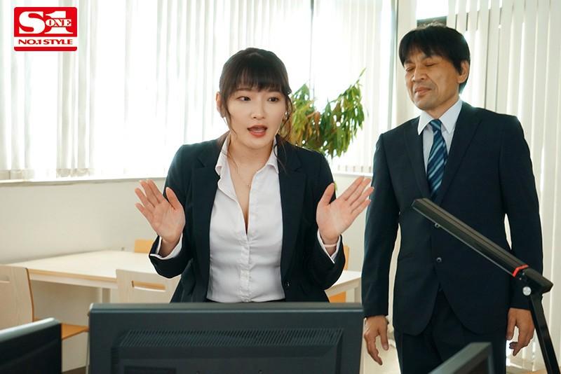 【蜗牛娱乐】鹫尾芽衣SSIS-017 女上司与新婚下属酒后缠绵到天亮