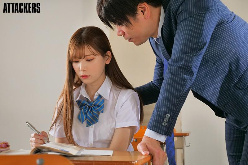 【蜗牛娱乐】明里䌷SHKD-950 少女兼职遇到高中老师被带回家