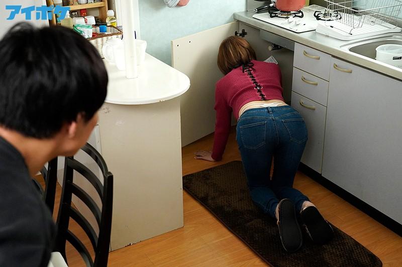 【蜗牛娱乐】天海つばさ(天海翼)作品IPX-676 :隔壁大姐姐丰满蜜桃臀让隔壁小鲜肉精虫上脑