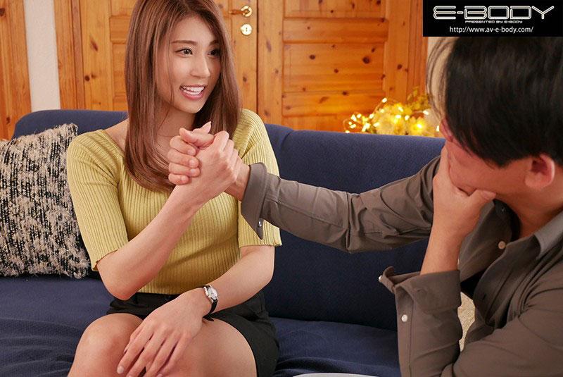 欧美规格身材!可能是最近E-Body最美女优!一色彩叶洗吉村卓的脸! …