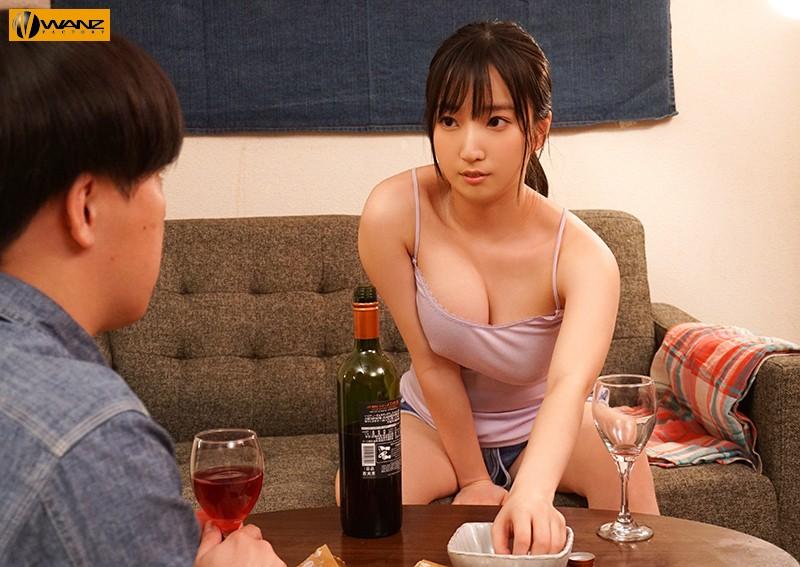 "【蜗牛娱乐】WAAA-077 :""月野かすみ(月野香澄)""喝酒错过电车,收留后辈过夜。"