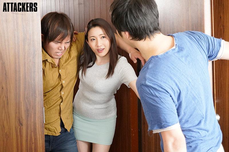 【蜗牛娱乐】妃ひかり(妃光莉)作品ADN-333 :儿子同学满足饥渴的单亲妈妈!