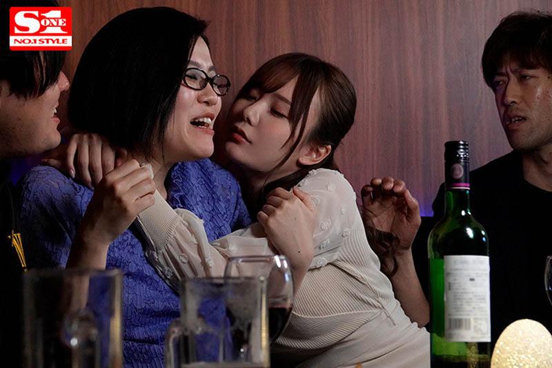 """【蜗牛娱乐】SSIS-133:同事""""miru""""喝醉就变接吻狂魔只想打炮…"""
