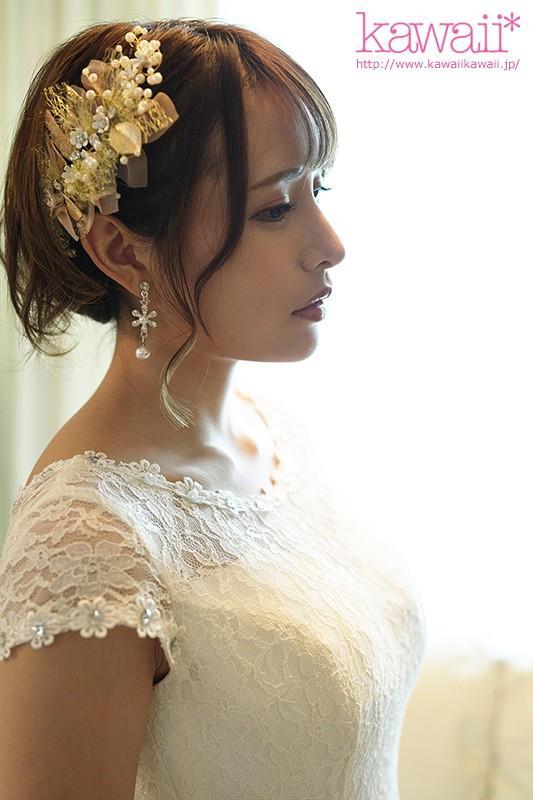 【蜗牛娱乐】伊藤舞雪CAWD-201 准新娘穿着婚纱与大叔战斗