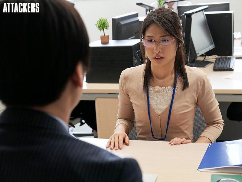 【蜗牛娱乐】川上奈々美(川上奈奈美)作品ADN-335:保守女公务员和已婚男发展成激烈肉体关系.