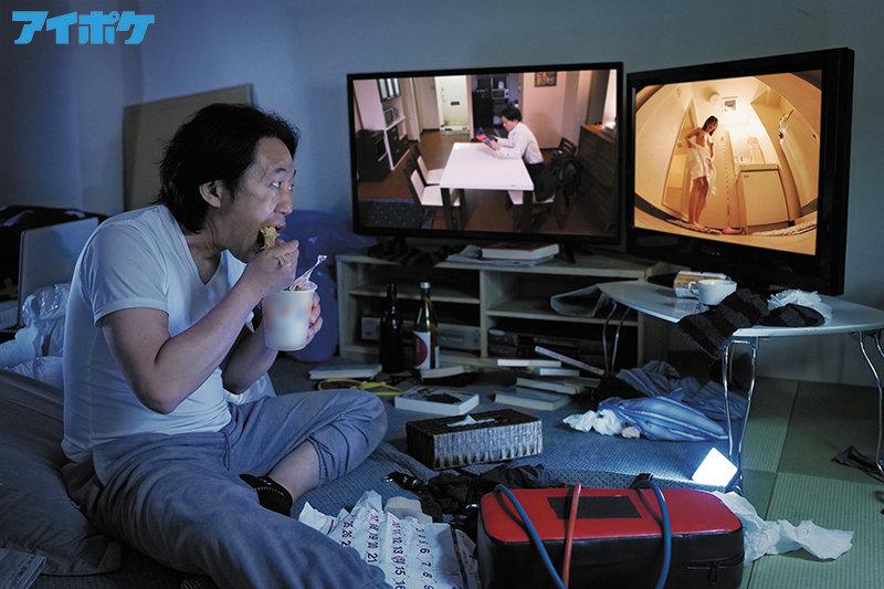 【蜗牛娱乐】希岛あいり(希岛爱里)作品IPX-713:自己的老婆正在和偷窥狂邻居受孕中…