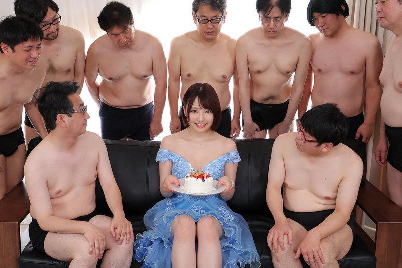 【蜗牛娱乐】星菜子(星なこ) MKMP-421:F奶短发甜心一人战9个!