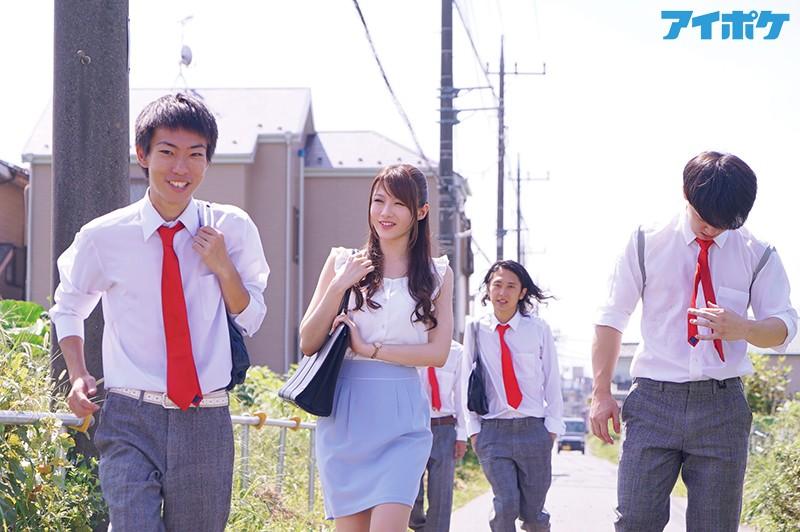 【蜗牛娱乐】相泽南IPX-494 美女老师为男生送上毕业大礼